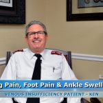 Venous Disease Treatment in Riverview Florida Using Laser Vein Treatment Improved Ken's Quality of Life